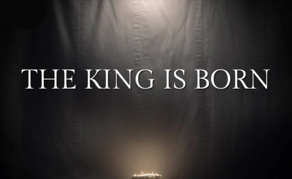 """A KING IS BORN!"""