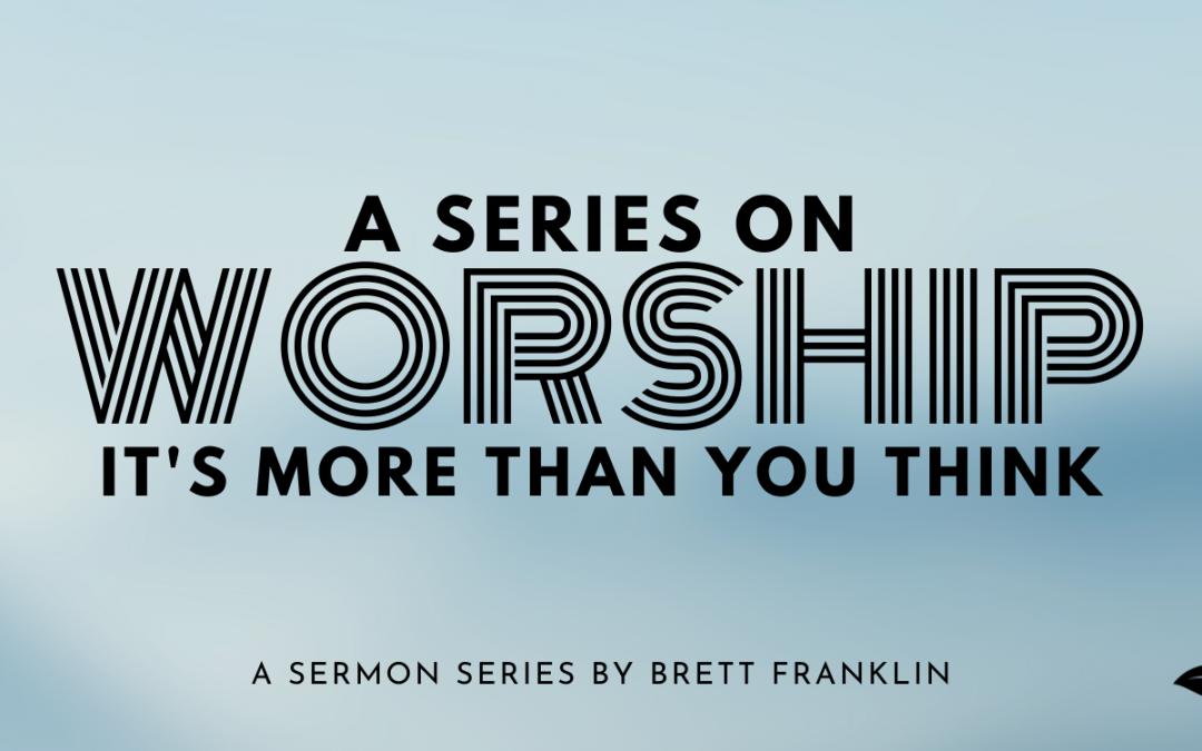 Worship With Abandon 2 Samuel 6:14, 20-21